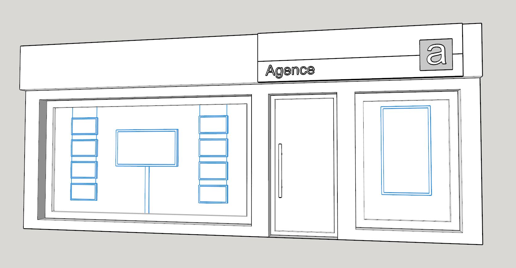 Pixel Impact Affichage Dynamique Commerce