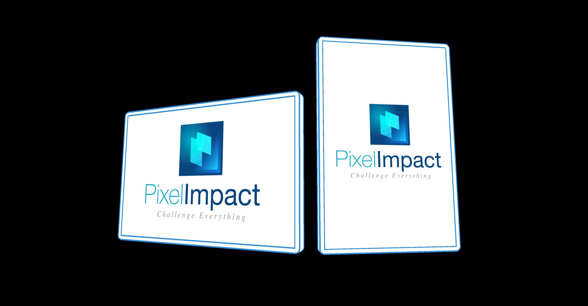 Pixel Impact Affichage Dynamique moninteurs professionnels