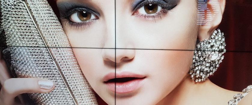 Pixel Impact Affichage dynamique Mur d'image écrans UHD
